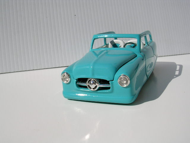 Bill Stillwagon - Model Kit - Kustom car artist - Page 2 Dscn0130