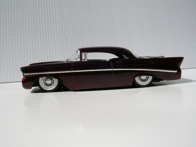 Bill Stillwagon - Model Kit - Kustom car artist - Page 2 Dscn0131