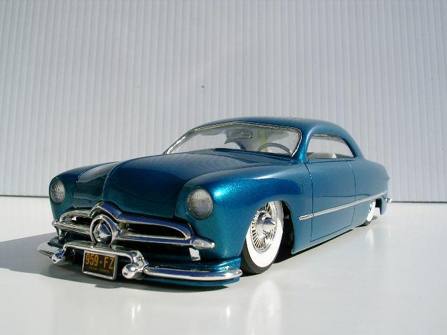 Bill Stillwagon - Model Kit - Kustom car artist - Page 2 Dscn0316