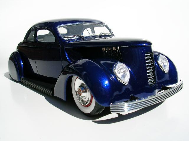 Bill Stillwagon - Model Kit - Kustom car artist - Page 2 Dscn0327