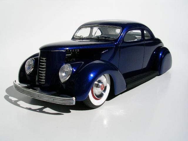 Bill Stillwagon - Model Kit - Kustom car artist - Page 2 Dscn0328