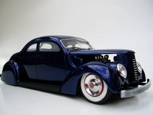 Bill Stillwagon - Model Kit - Kustom car artist - Page 2 Dscn0329