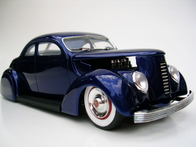 Bill Stillwagon - Model Kit - Kustom car artist - Page 2 Dscn0332