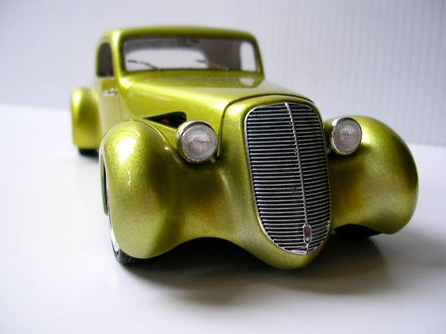 Bill Stillwagon - Model Kit - Kustom car artist - Page 2 Dscn0338