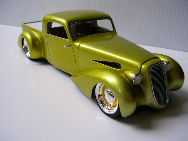 Bill Stillwagon - Model Kit - Kustom car artist - Page 2 Dscn0339
