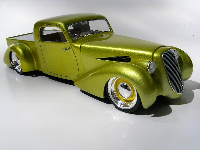 Bill Stillwagon - Model Kit - Kustom car artist - Page 2 Dscn0340