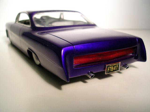 Bill Stillwagon - Model Kit - Kustom car artist - Page 2 Dscn0416