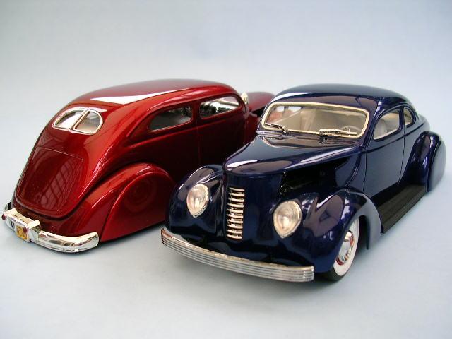 Bill Stillwagon - Model Kit - Kustom car artist - Page 2 Dscn0518