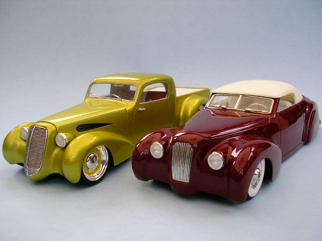 Bill Stillwagon - Model Kit - Kustom car artist - Page 2 Dscn0520
