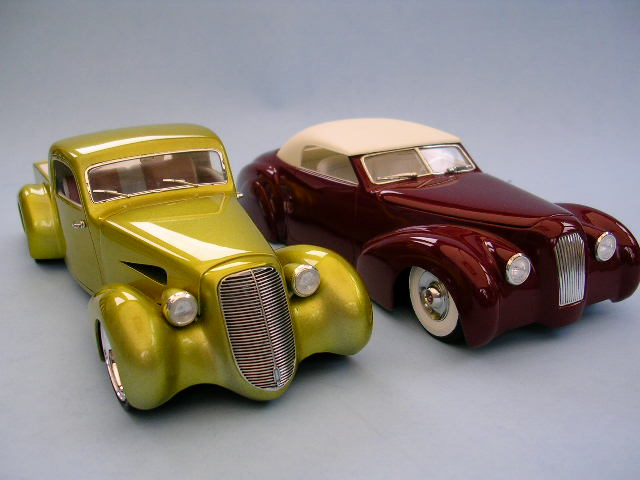 Bill Stillwagon - Model Kit - Kustom car artist - Page 2 Dscn0521
