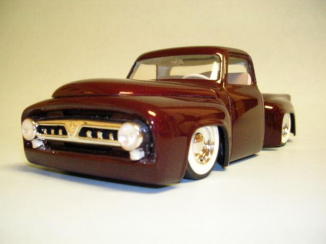 Bill Stillwagon - Model Kit - Kustom car artist - Page 2 Dscn0522