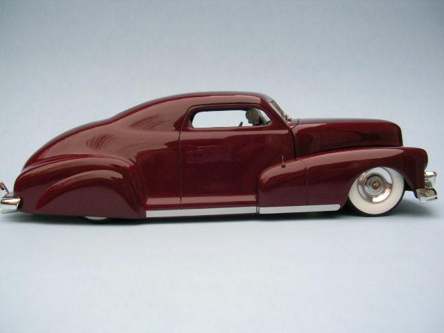 Bill Stillwagon - Model Kit - Kustom car artist - Page 2 Dscn0610