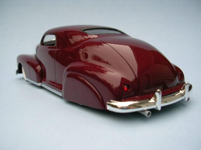 Bill Stillwagon - Model Kit - Kustom car artist - Page 2 Dscn0611
