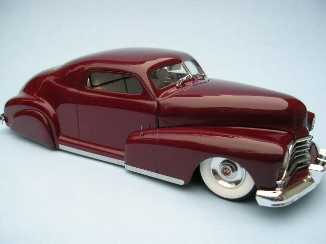 Bill Stillwagon - Model Kit - Kustom car artist - Page 2 Dscn0612