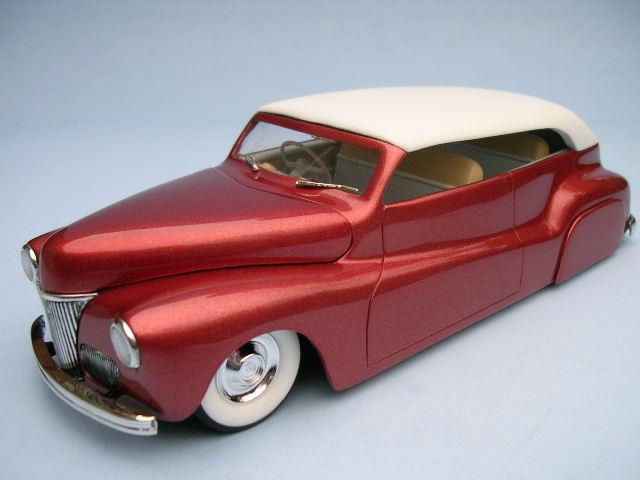 Bill Stillwagon - Model Kit - Kustom car artist - Page 2 Dscn0615
