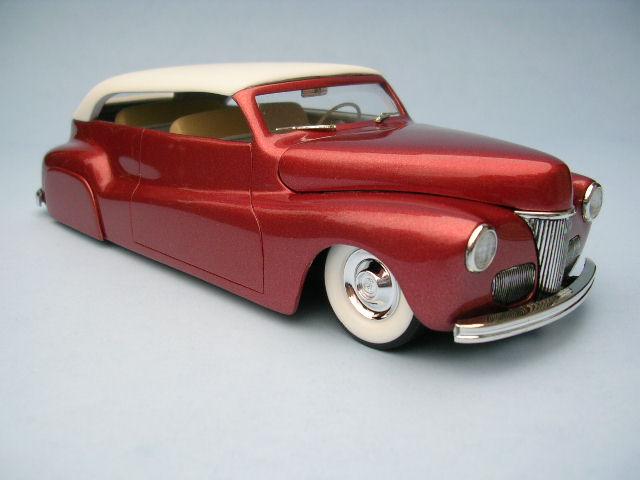Bill Stillwagon - Model Kit - Kustom car artist - Page 2 Dscn0616