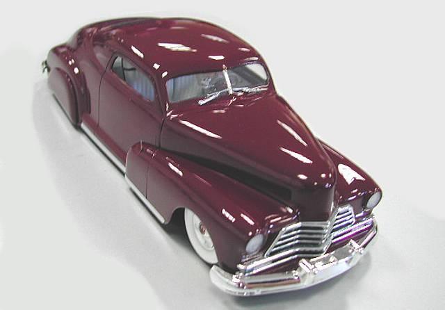 Bill Stillwagon - Model Kit - Kustom car artist - Page 2 Dscn0910