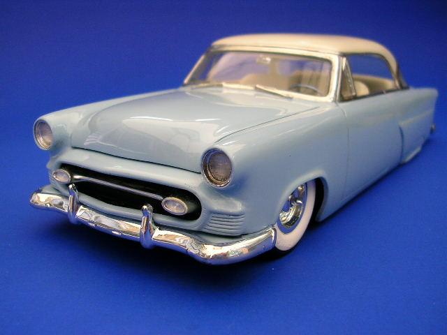 Bill Stillwagon - Model Kit - Kustom car artist - Page 2 Dscn0915