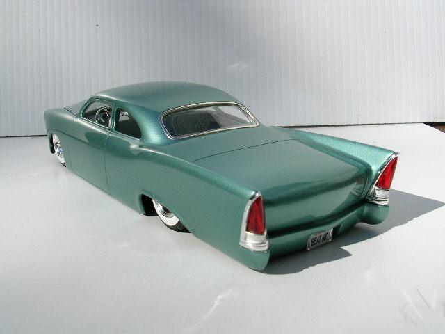 Bill Stillwagon - Model Kit - Kustom car artist Dscn6310