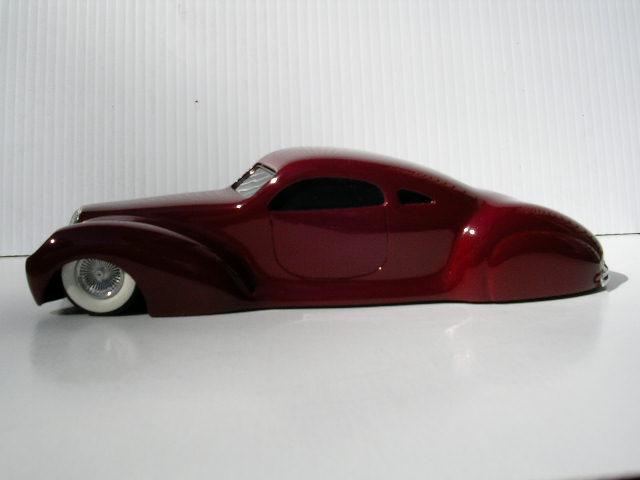 Bill Stillwagon - Model Kit - Kustom car artist Dscn6510
