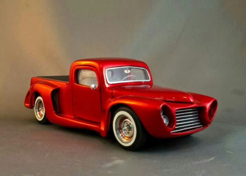 Model Kits Contest - Hot rods and custom cars - Page 2 E3a78a10