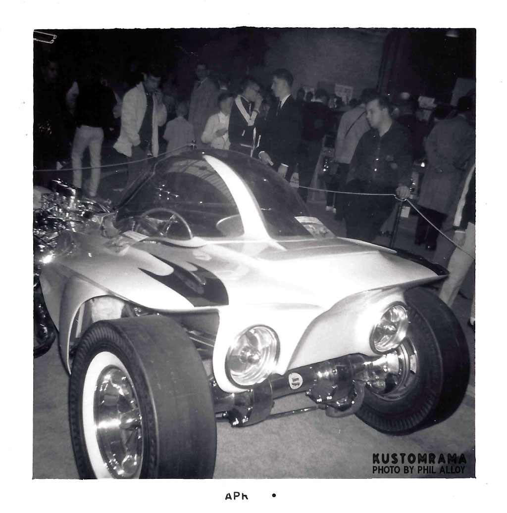 The Mysterion - Ed roth Ed-rot11