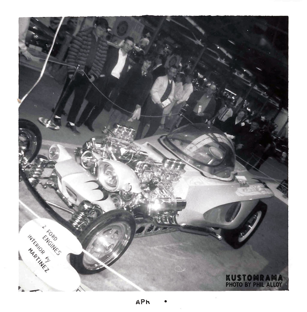 The Mysterion - Ed roth Ed-rot12