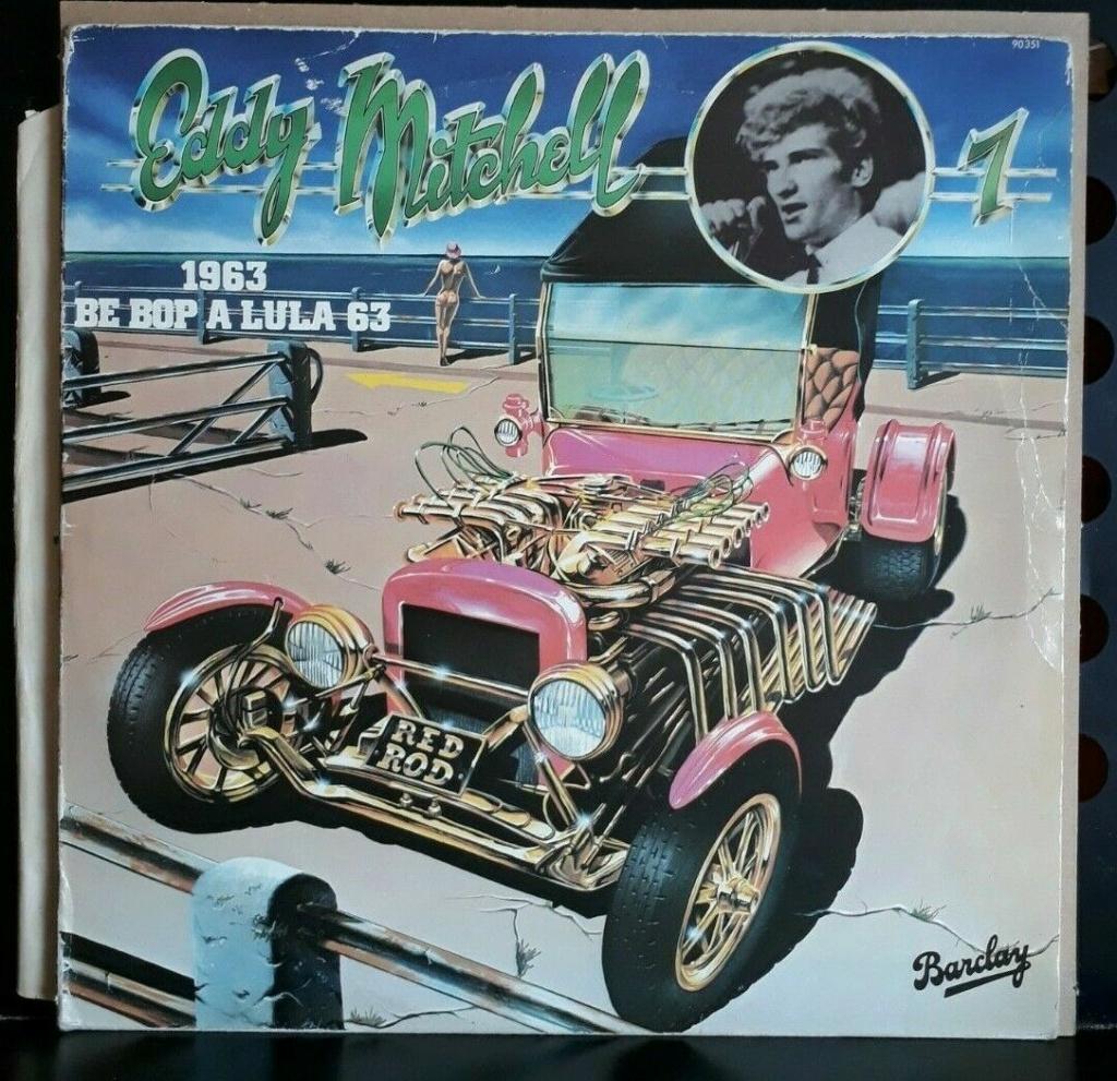 Records with car or motorbike on the sleeve - Disques avec une moto ou une voiture sur la pochette - Page 12 Eddy_m10