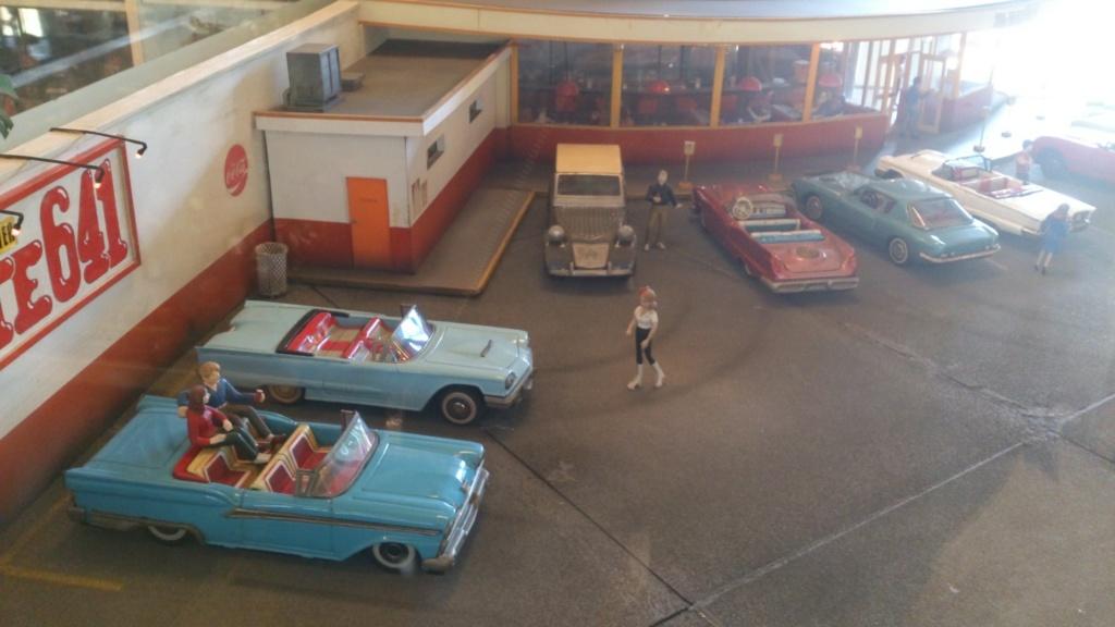 Visite au Tin Toys Museum de Yokohama (Japon) -Janvier 2019 Edsc_312