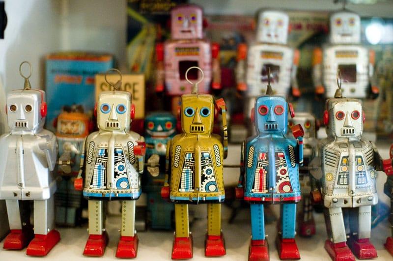 Visite au Tin Toys Museum de Yokohama (Japon) -Janvier 2019 Efedsc10