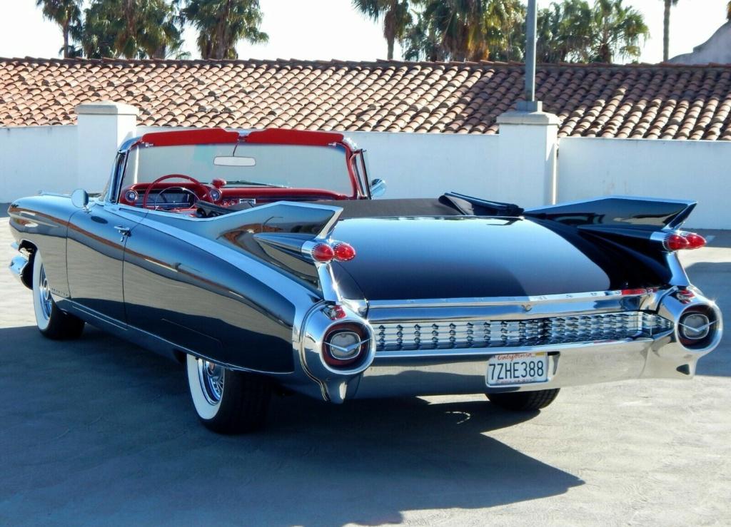1959 Cadillac Eldorado Biarritz Eldb5910