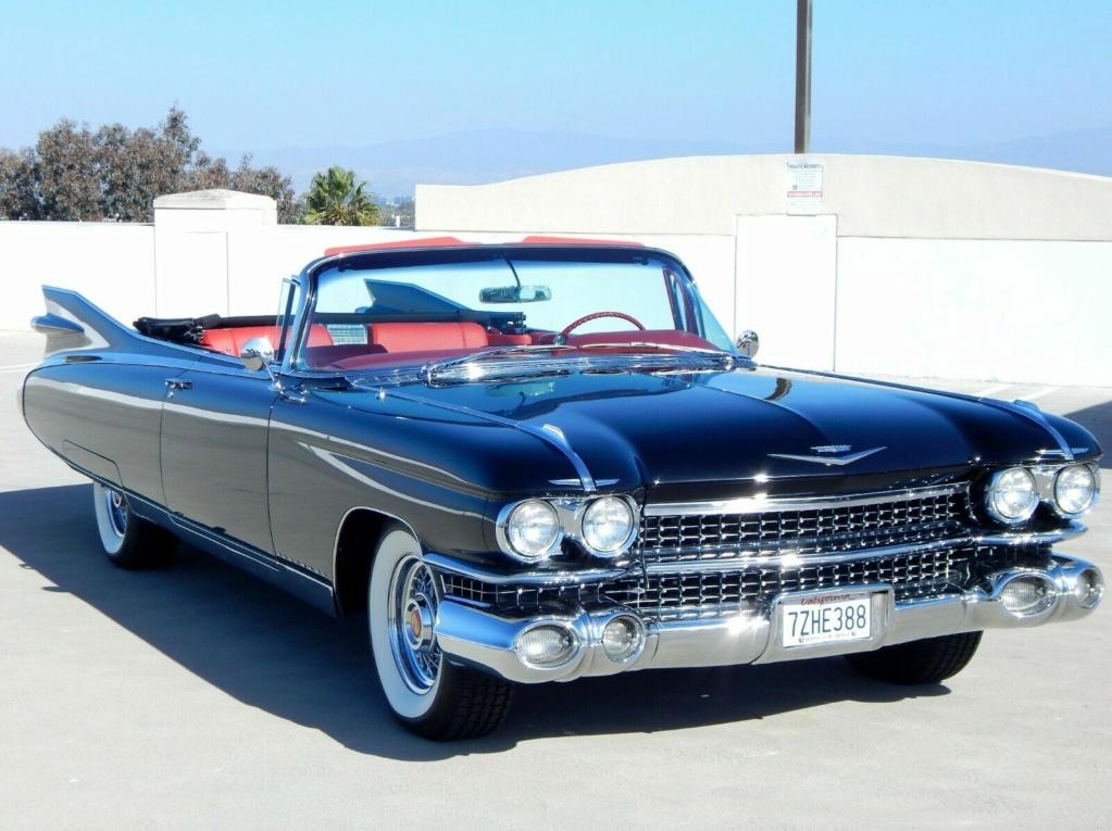 1959 Cadillac Eldorado Biarritz Eldb5911