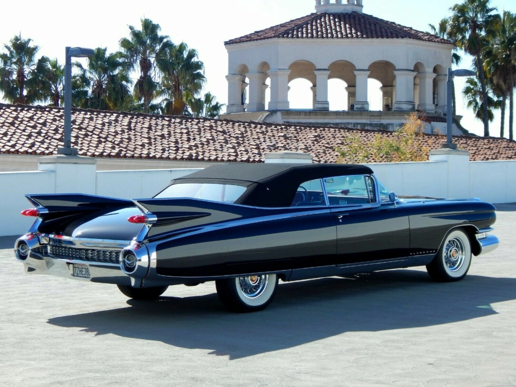 1959 Cadillac Eldorado Biarritz Eldb5912