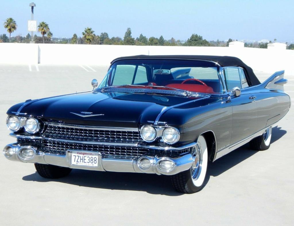 1959 Cadillac Eldorado Biarritz Eldb5913