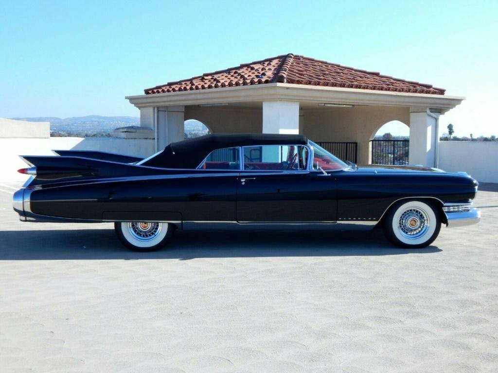 1959 Cadillac Eldorado Biarritz Eldb5916