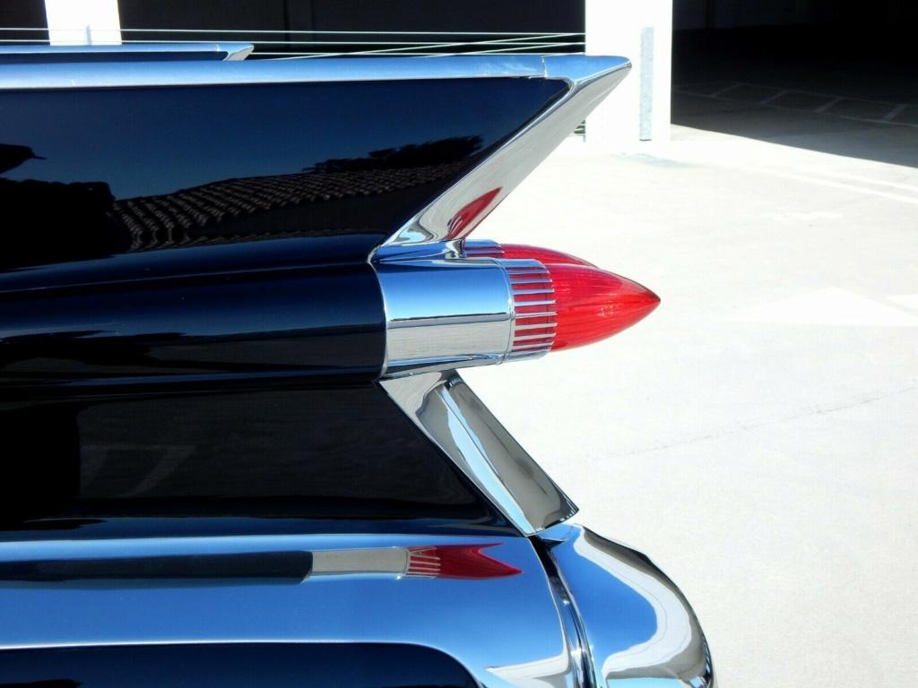 1959 Cadillac Eldorado Biarritz Eldb5919