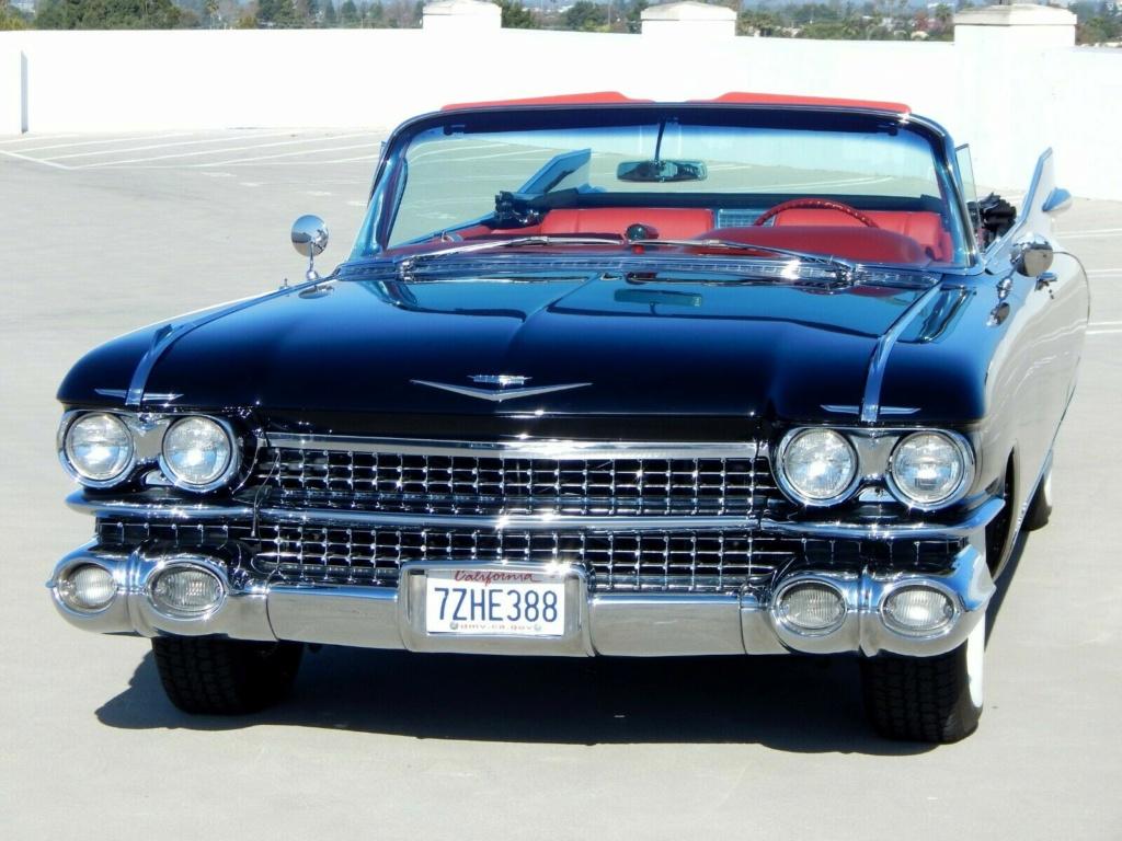 1959 Cadillac Eldorado Biarritz Eldb5921