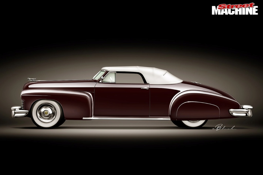 Eric Black - vintage automotive designers Eric-b11