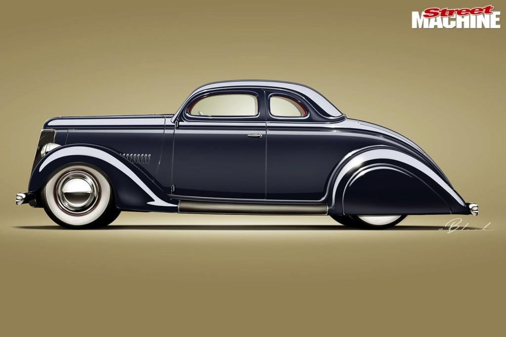 Eric Black - vintage automotive designers Eric-b12
