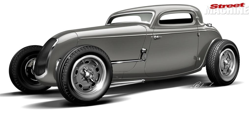 Eric Black - vintage automotive designers Eric-b13