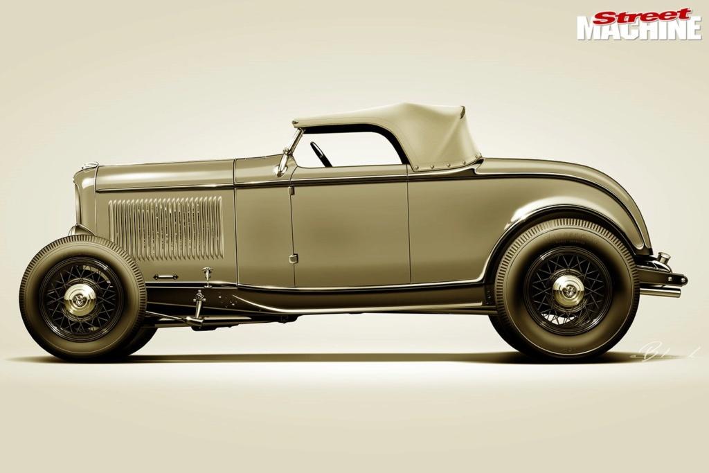 Eric Black - vintage automotive designers Eric-b14
