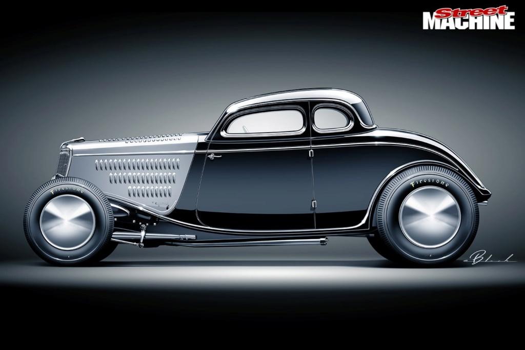 Eric Black - vintage automotive designers Eric-b15