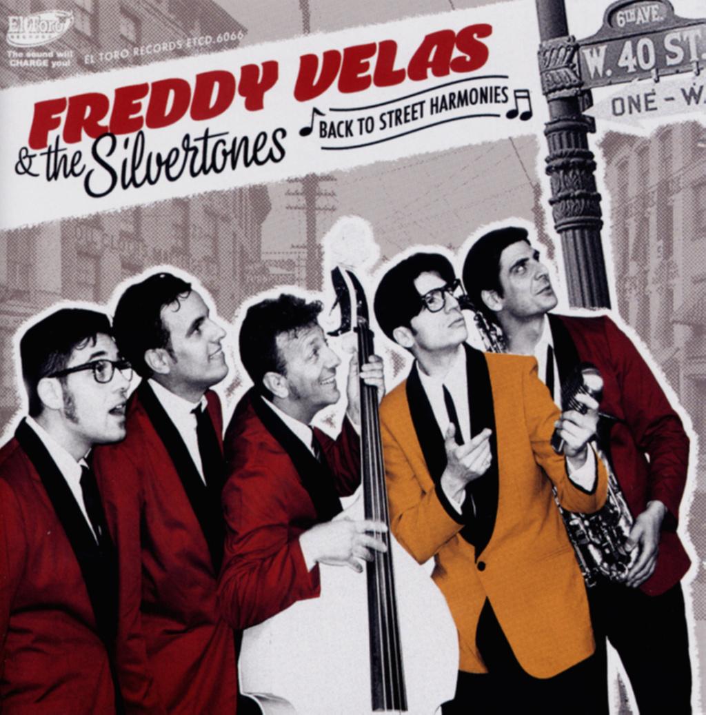 Freddy Velas & the Silvertones -  Italian Doo Wop Band  Et606610
