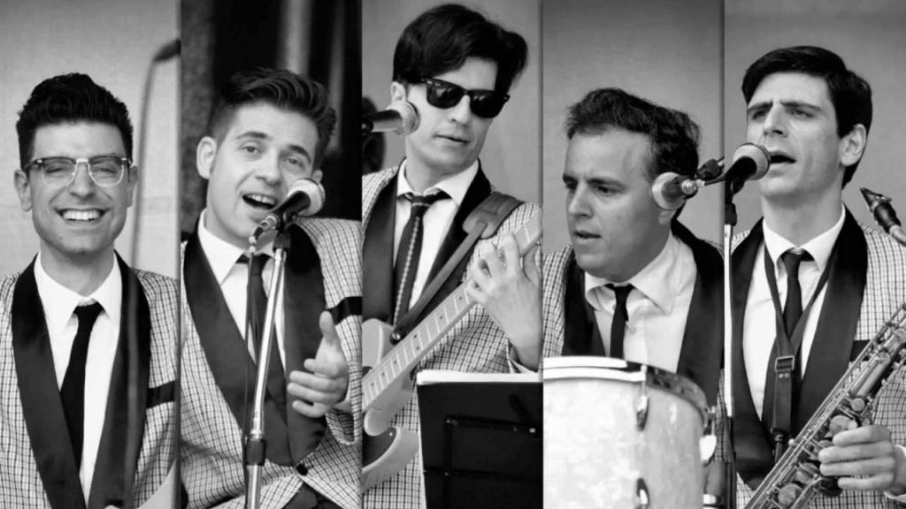 Freddy Velas & the Silvertones -  Italian Doo Wop Band  Et606611