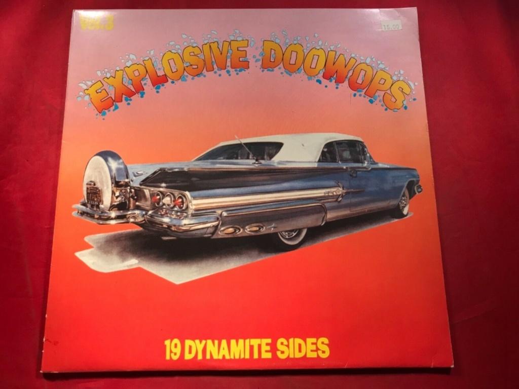 Records with car or motorbike on the sleeve - Disques avec une moto ou une voiture sur la pochette - Page 3 Explos10