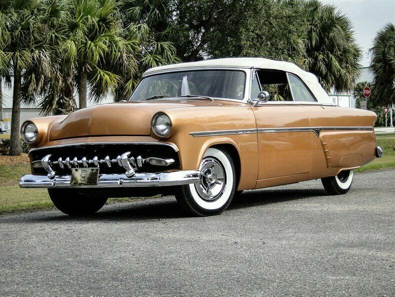 Ford 1952 - 1954 custom & mild custom - Page 12 F1210