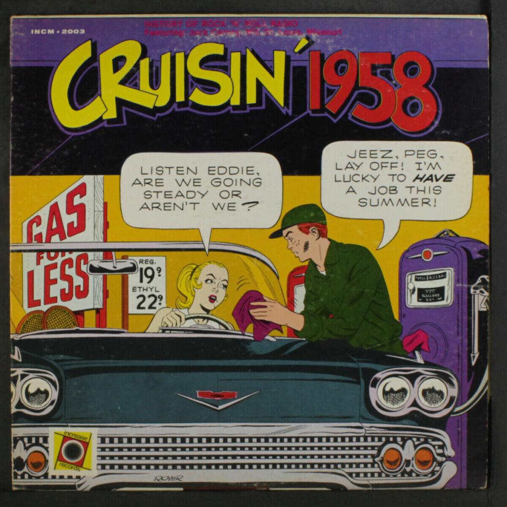Records with car or motorbike on the sleeve - Disques avec une moto ou une voiture sur la pochette - Page 10 Fait2h21