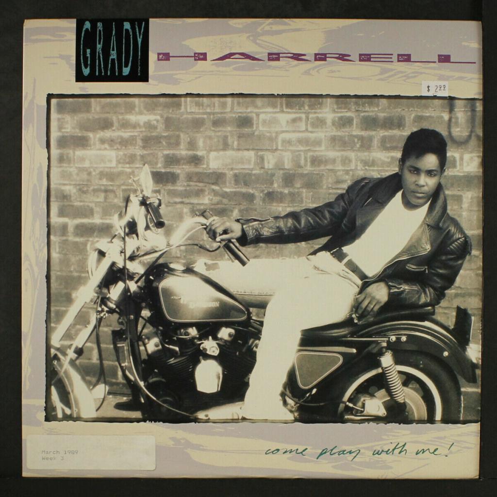 Records with car or motorbike on the sleeve - Disques avec une moto ou une voiture sur la pochette - Page 11 Fait2h29