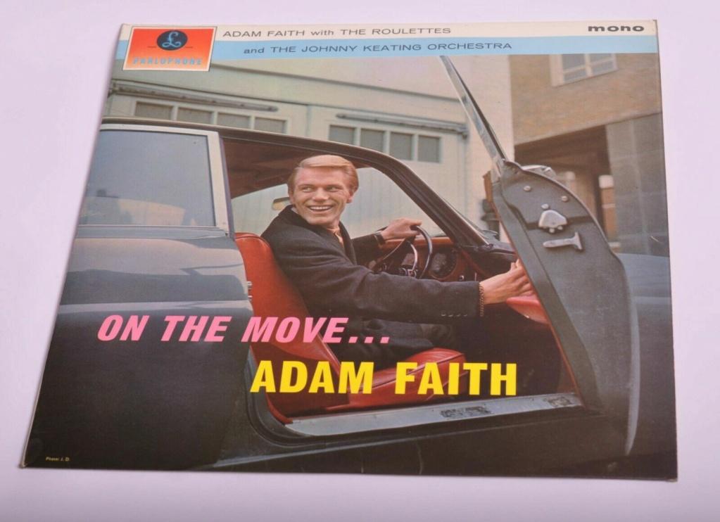 Records with car or motorbike on the sleeve - Disques avec une moto ou une voiture sur la pochette - Page 10 Faith10