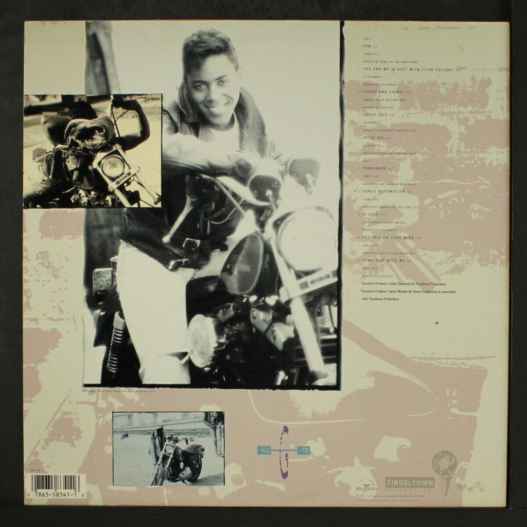 Records with car or motorbike on the sleeve - Disques avec une moto ou une voiture sur la pochette - Page 11 Faith13